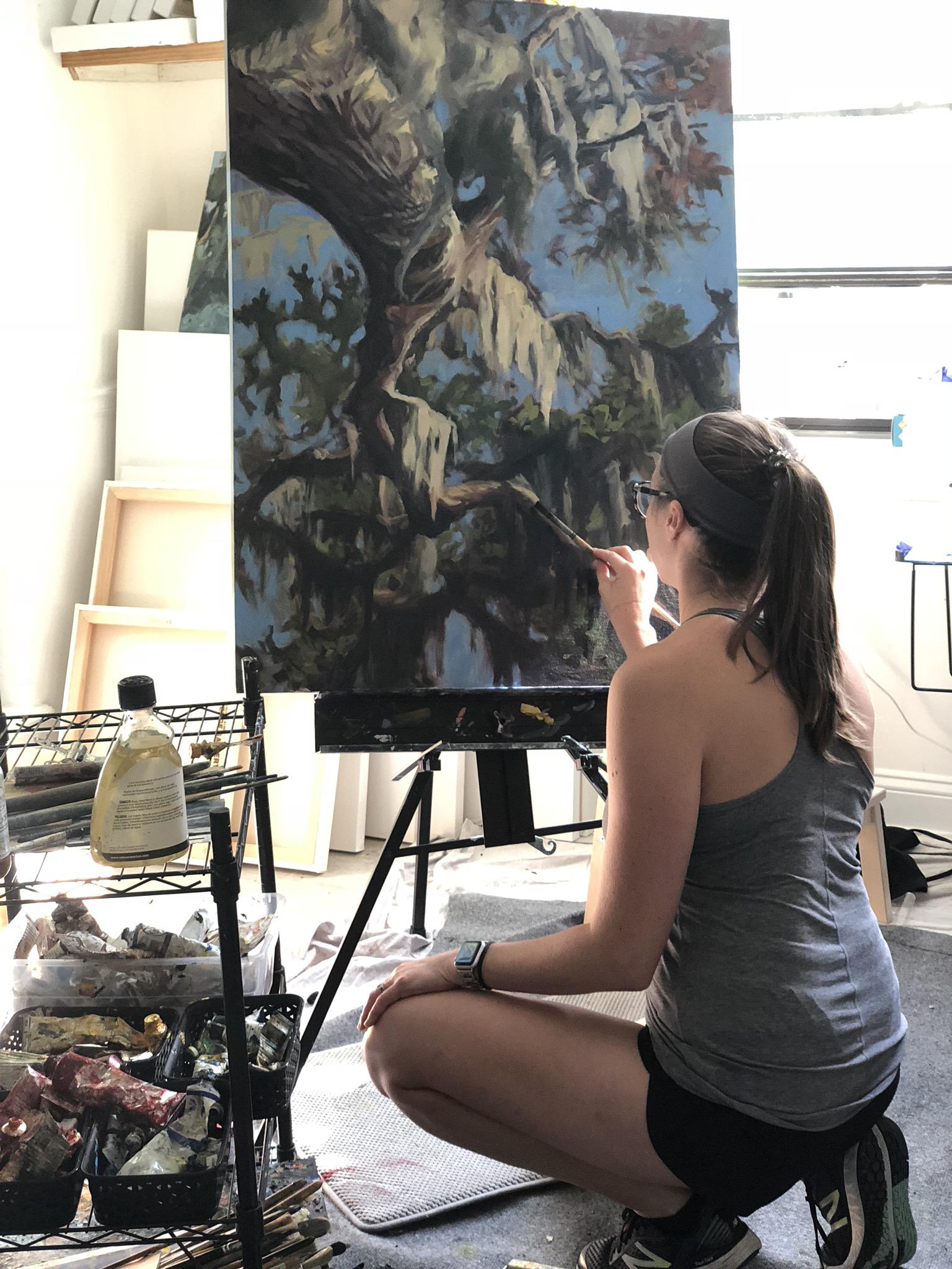 Kristin Cronic Fine Art
