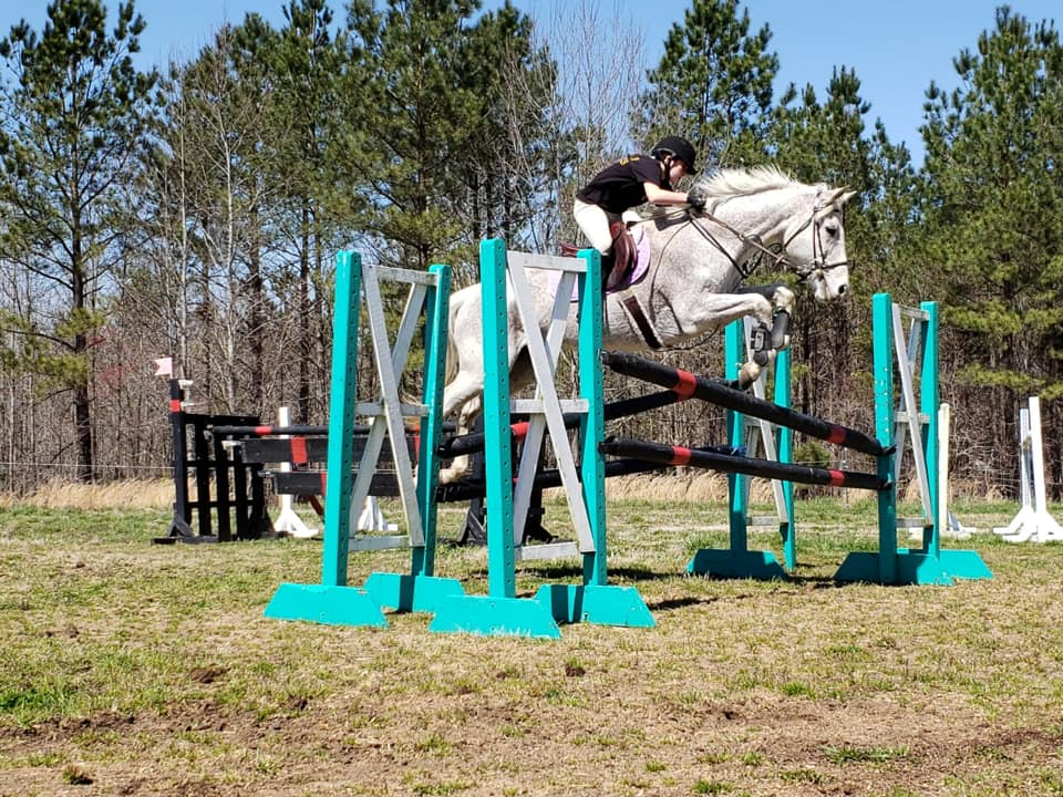 Nitrous' current rider, Audrey, these two will compete in the Championships this year.