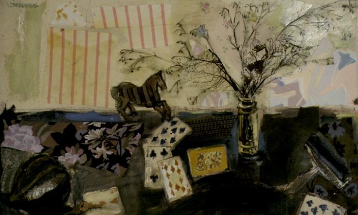 Lise Carruthers - B & W Study #5