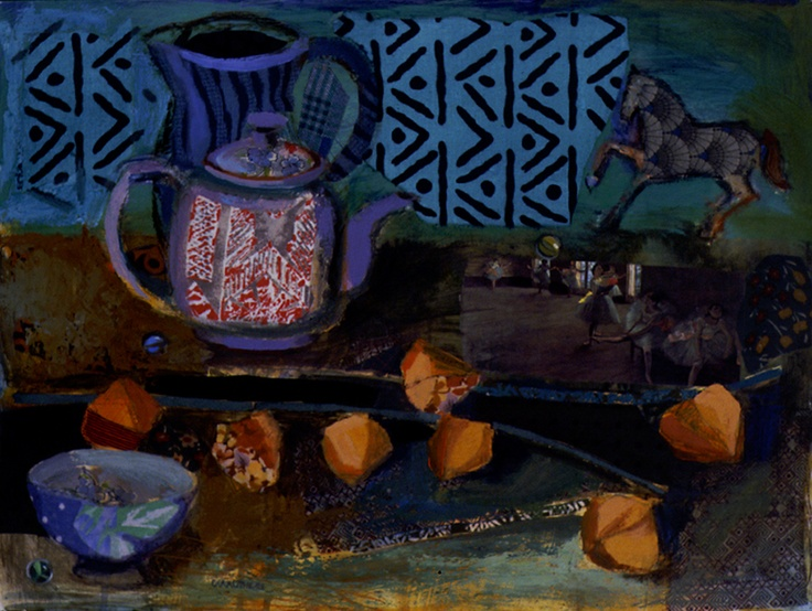 Lise Carruthers - Fall Lanterns