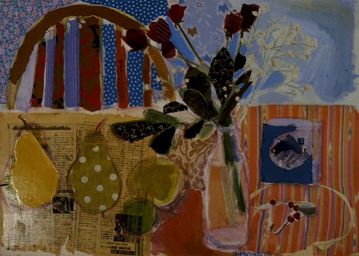 Lise Carruthers - Lure Pears and Roses