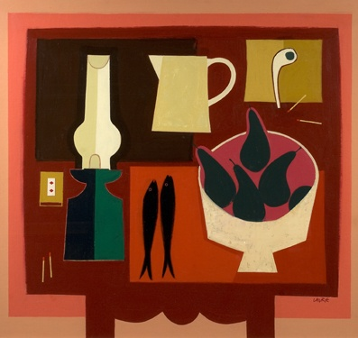 Simon Laurie, Pink still life