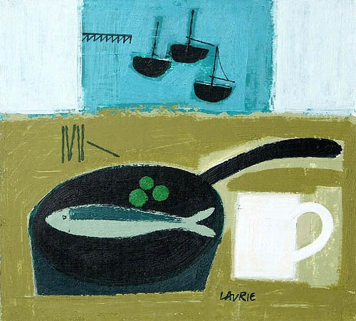 Simon Laurie, Seaside Supper