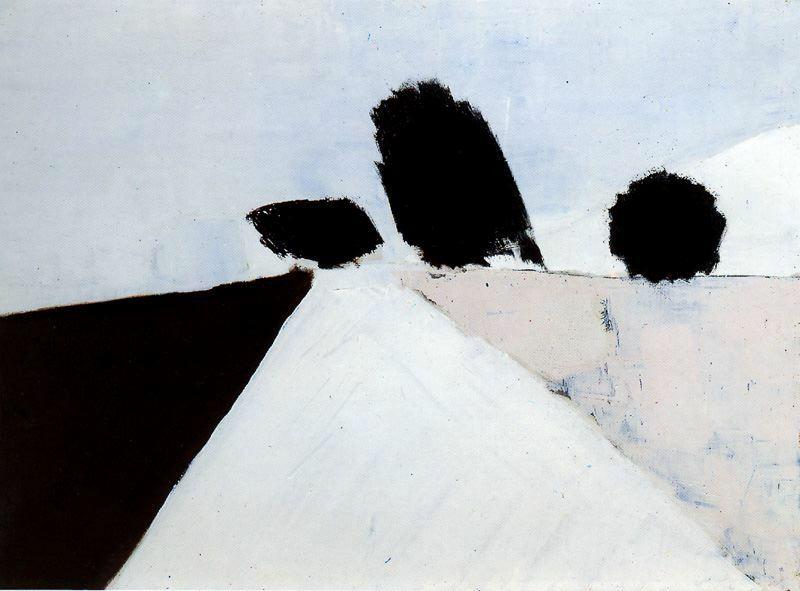 mapart.me:   Nicolas de Staël - The Road (1954)