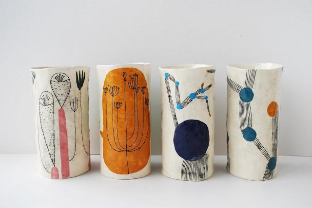 Ceramics by Andrew Ludick