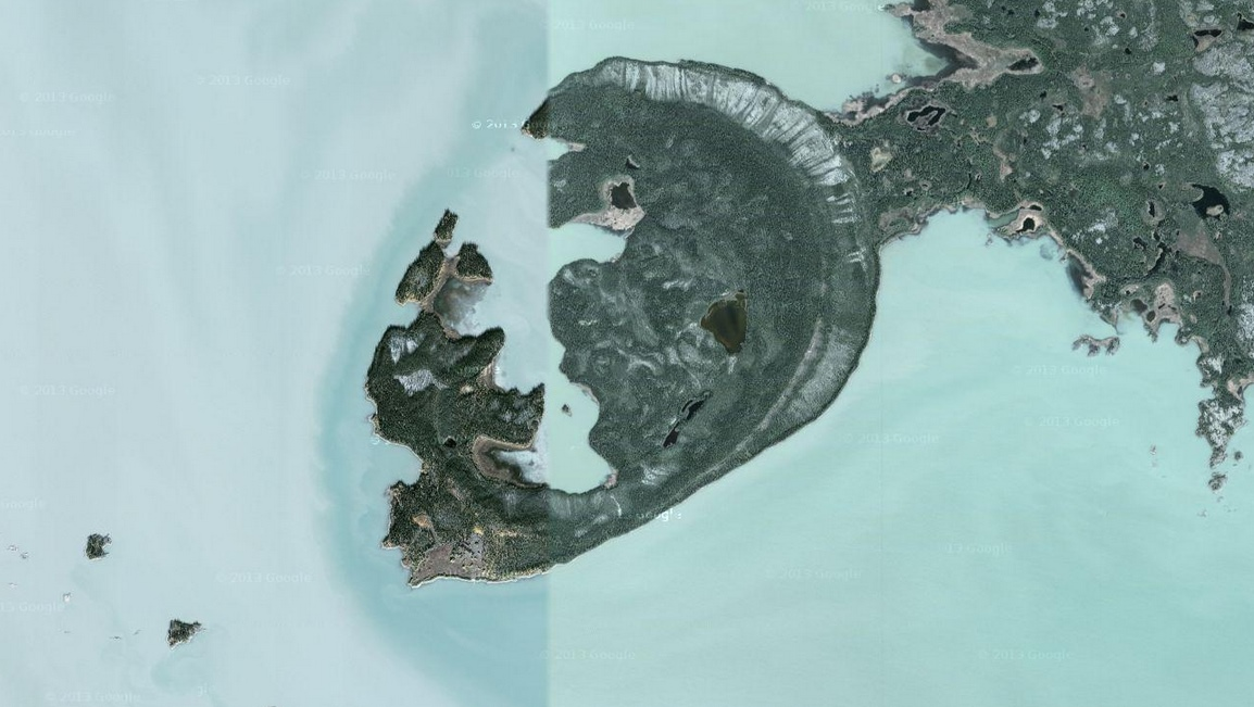 mapart.me: Canada, Great Slave Lake ( source map