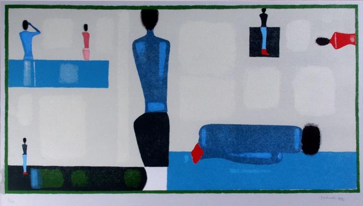 mapart.me:   Jerzy Nowosielski - Memories from Egypt