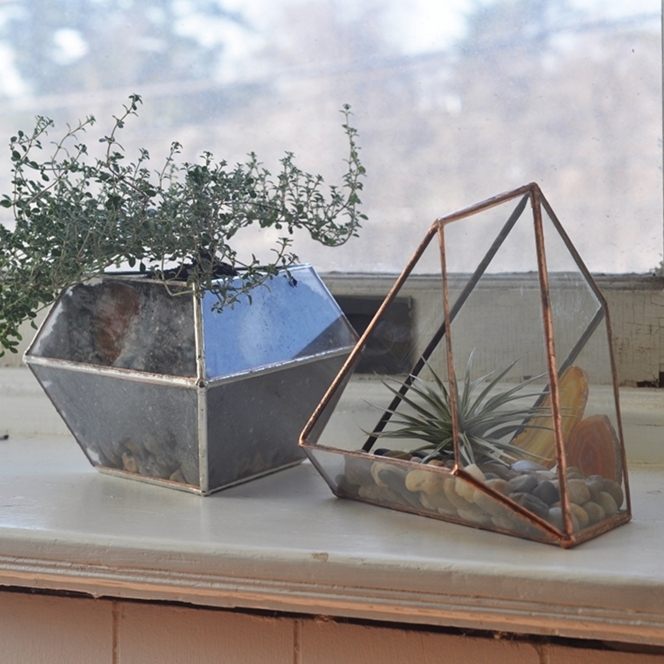 mapart.me:   ABJ glassworks - Terra Planter