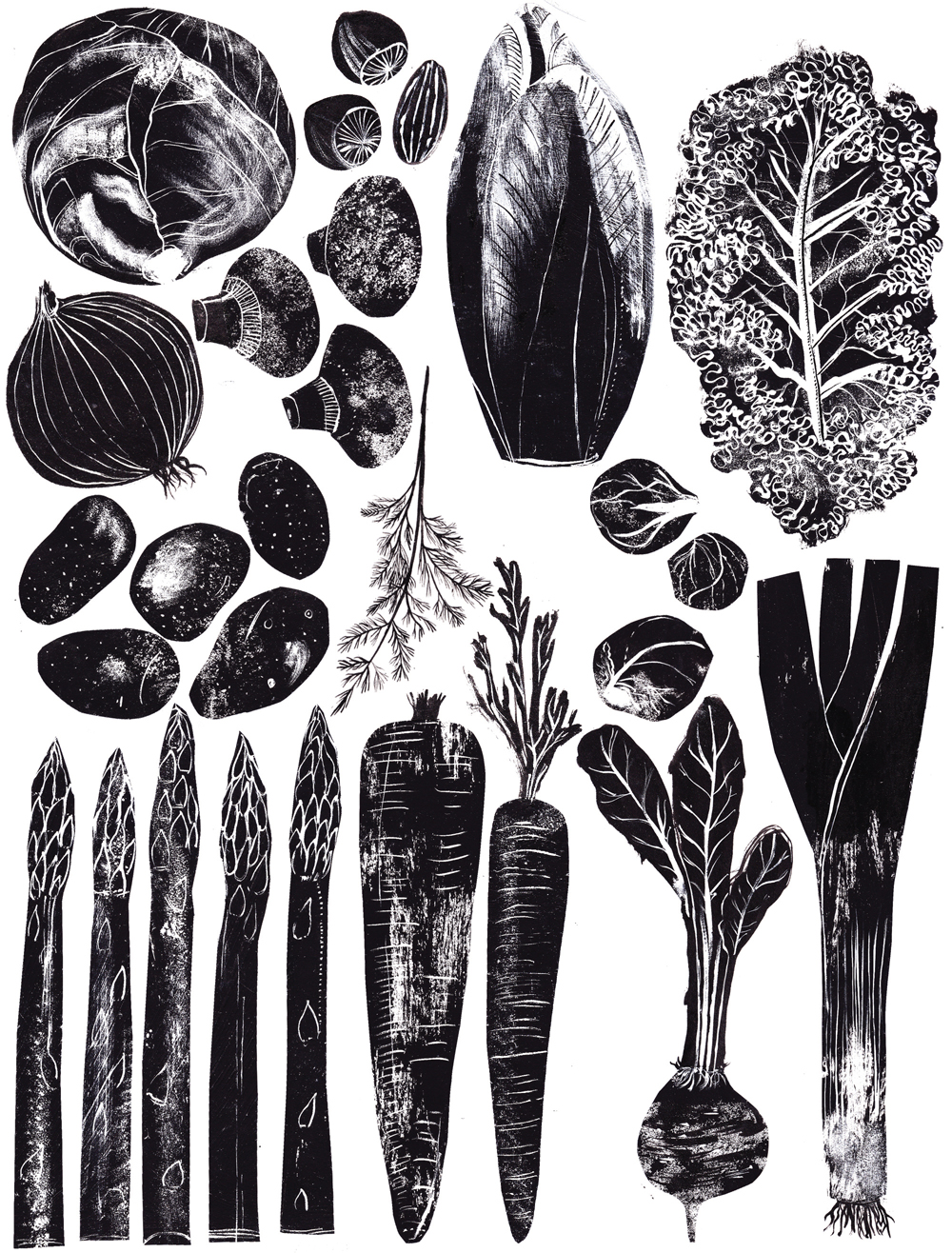 mapart.me:   Alice Pattullo - Vegetables