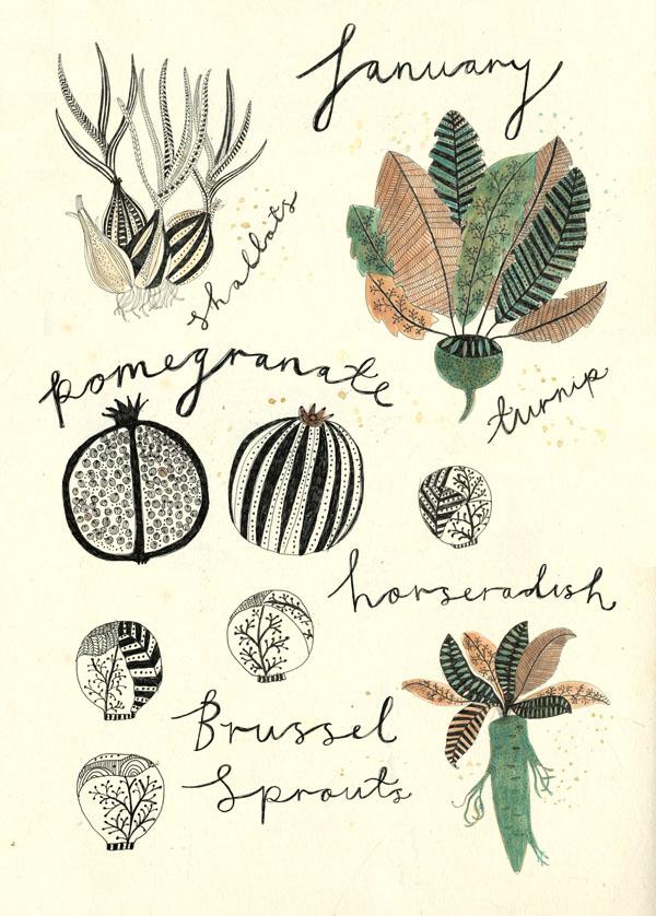 mapart.me:   Katt Frank - food illustration