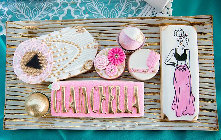 Adrienne Bosh hosts Glamchella   http://www.miamishoot.com