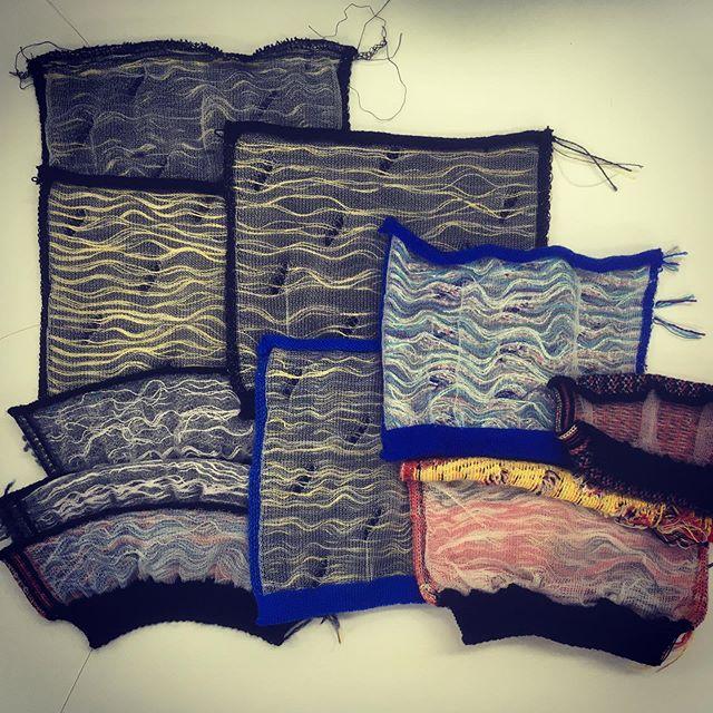 Easier then it looks 🤯🤯🤯 #stollknitting #stollknittingmachine #digitalknit #knittersofinstagram #devlopingsamples