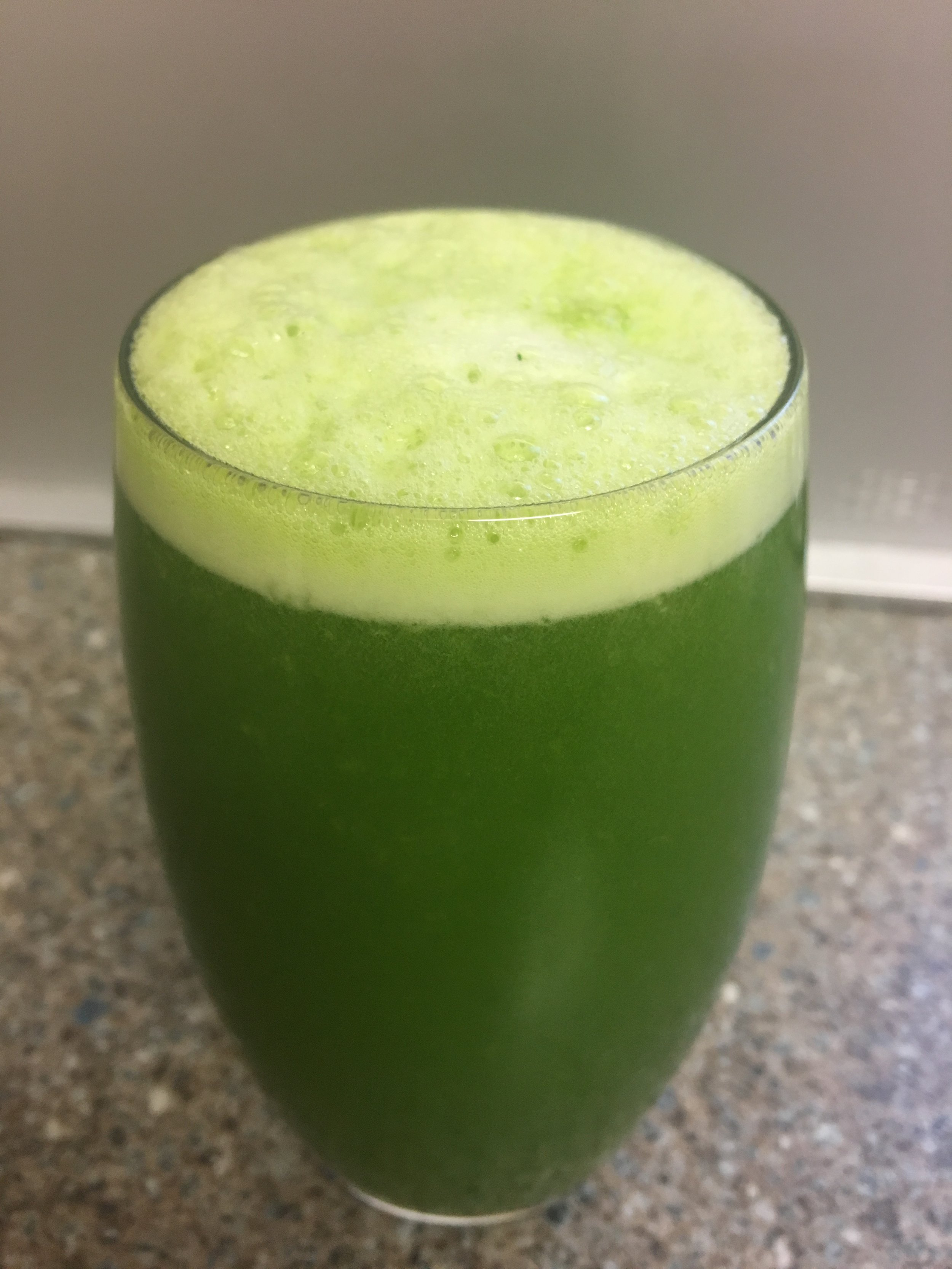 A green juice a day keeps the doctor away!