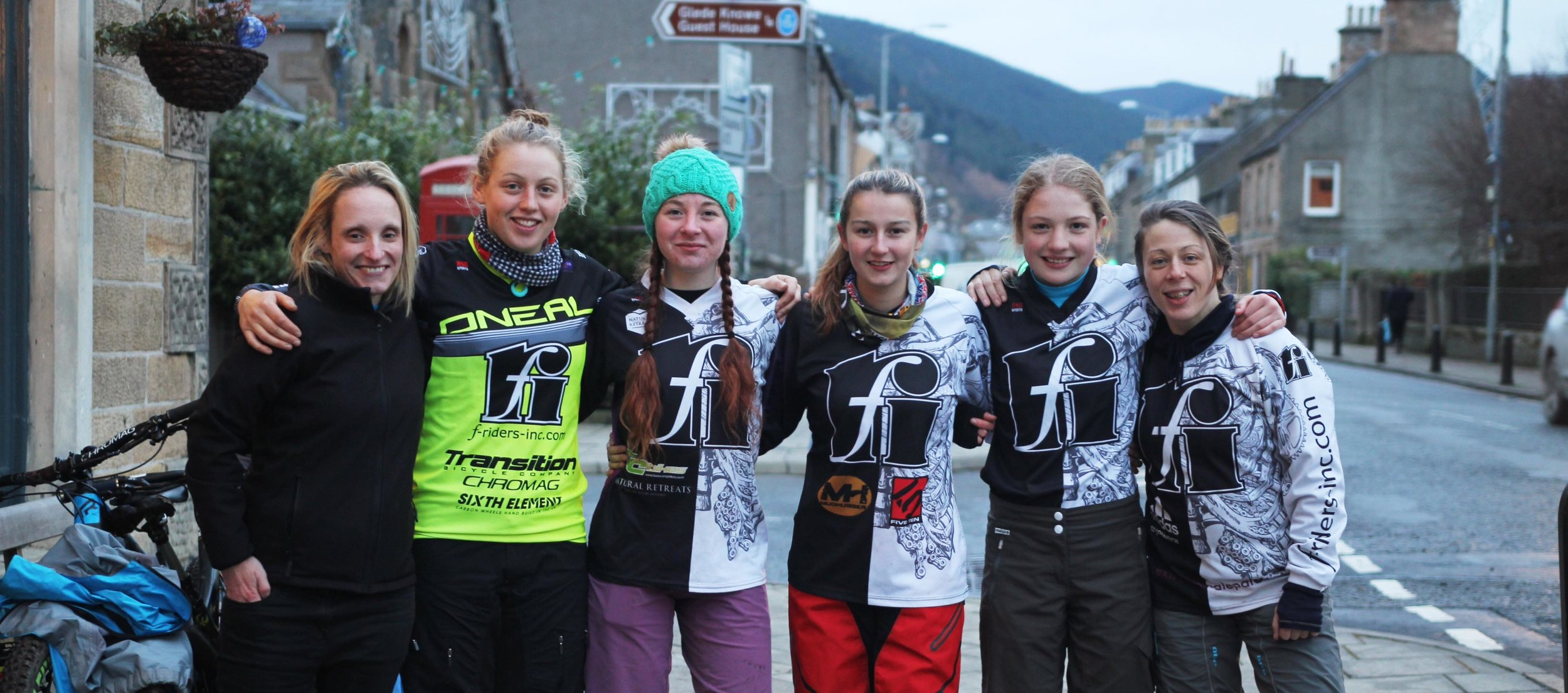 F-Riders All Female Race Team are achieving big things!