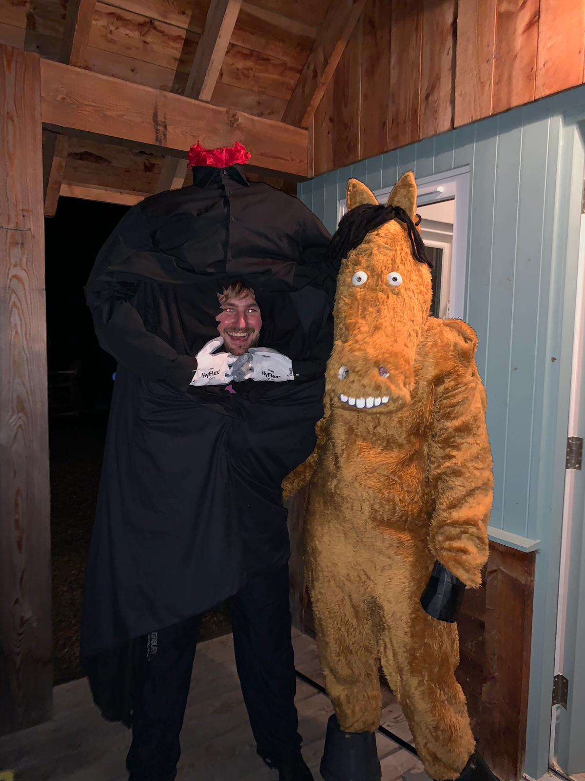 Hilarious costumes!