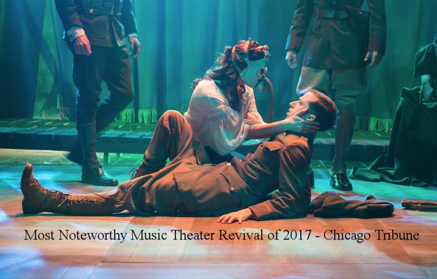 Johnny Johnson - Chicago Folks Operetta 2017