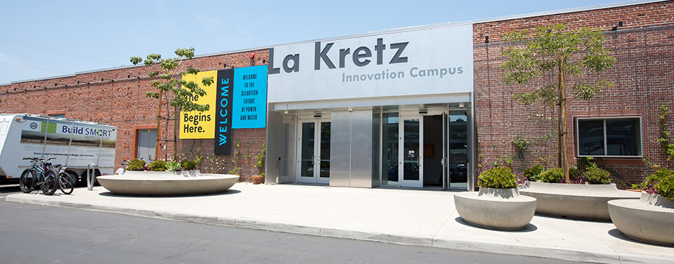 BR offices at the Los Angeles Cleantech Innovation Campus