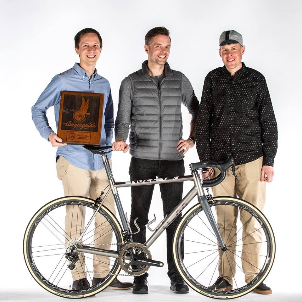 Best Campagnolo Equiped - No. 22 Bicycle Company