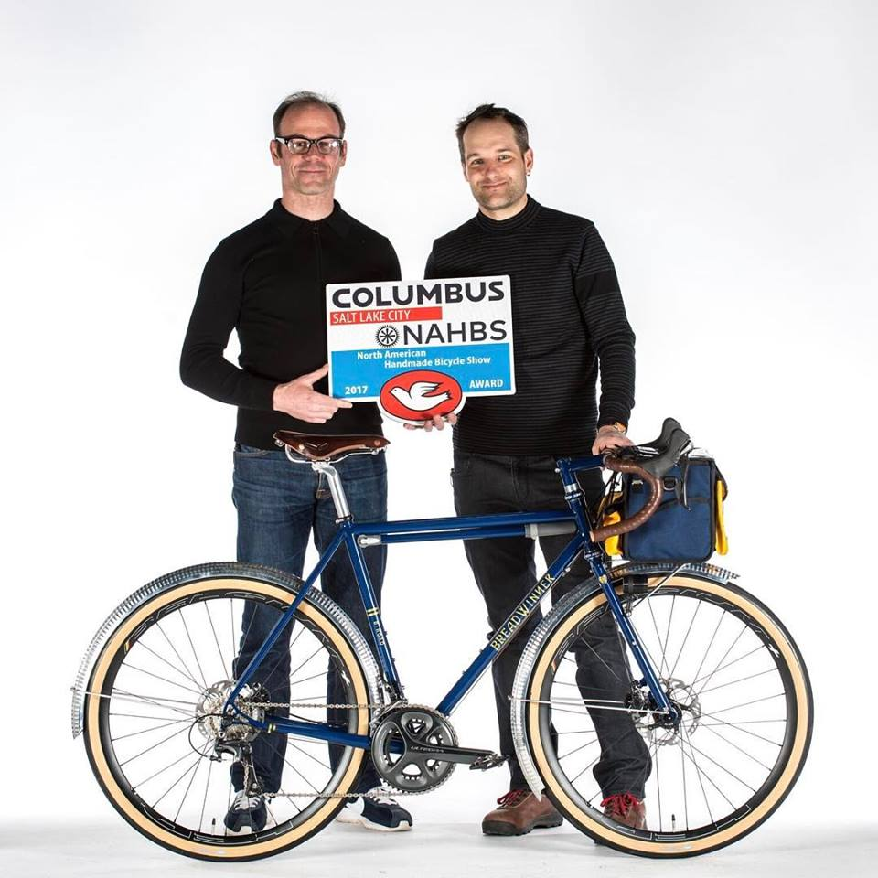 Columbus Bicycle Technology - Breadwinner Cycles
