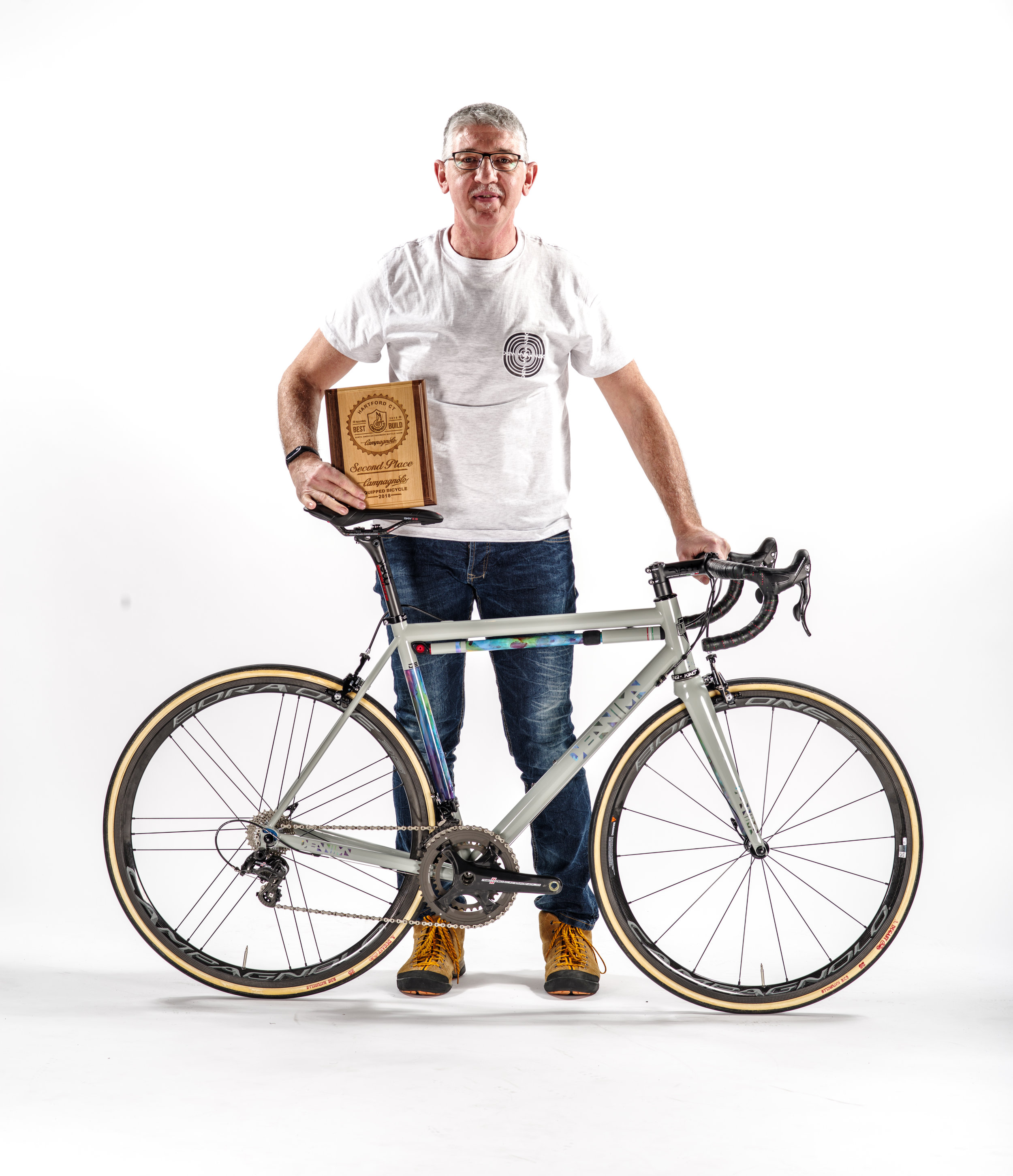 Campagnolo Best Build - Honorable Mention - DeAnima