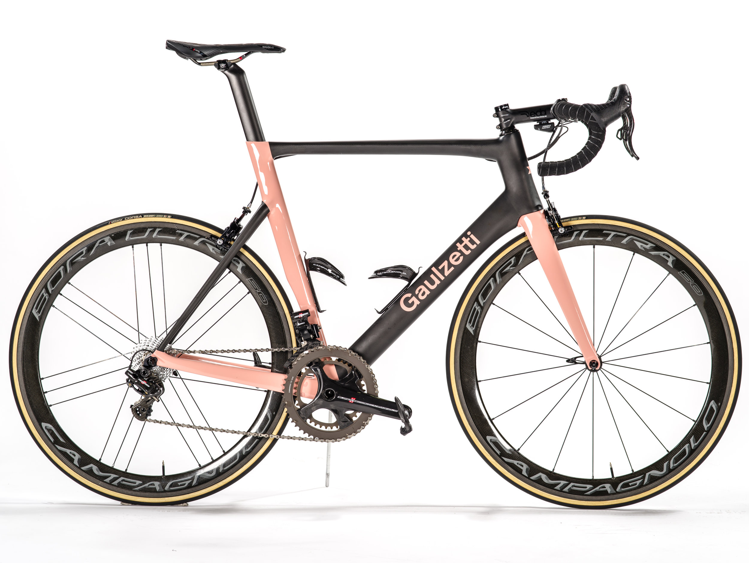 Campagnolo Best Build - Honorable Mention - Gaulzetti