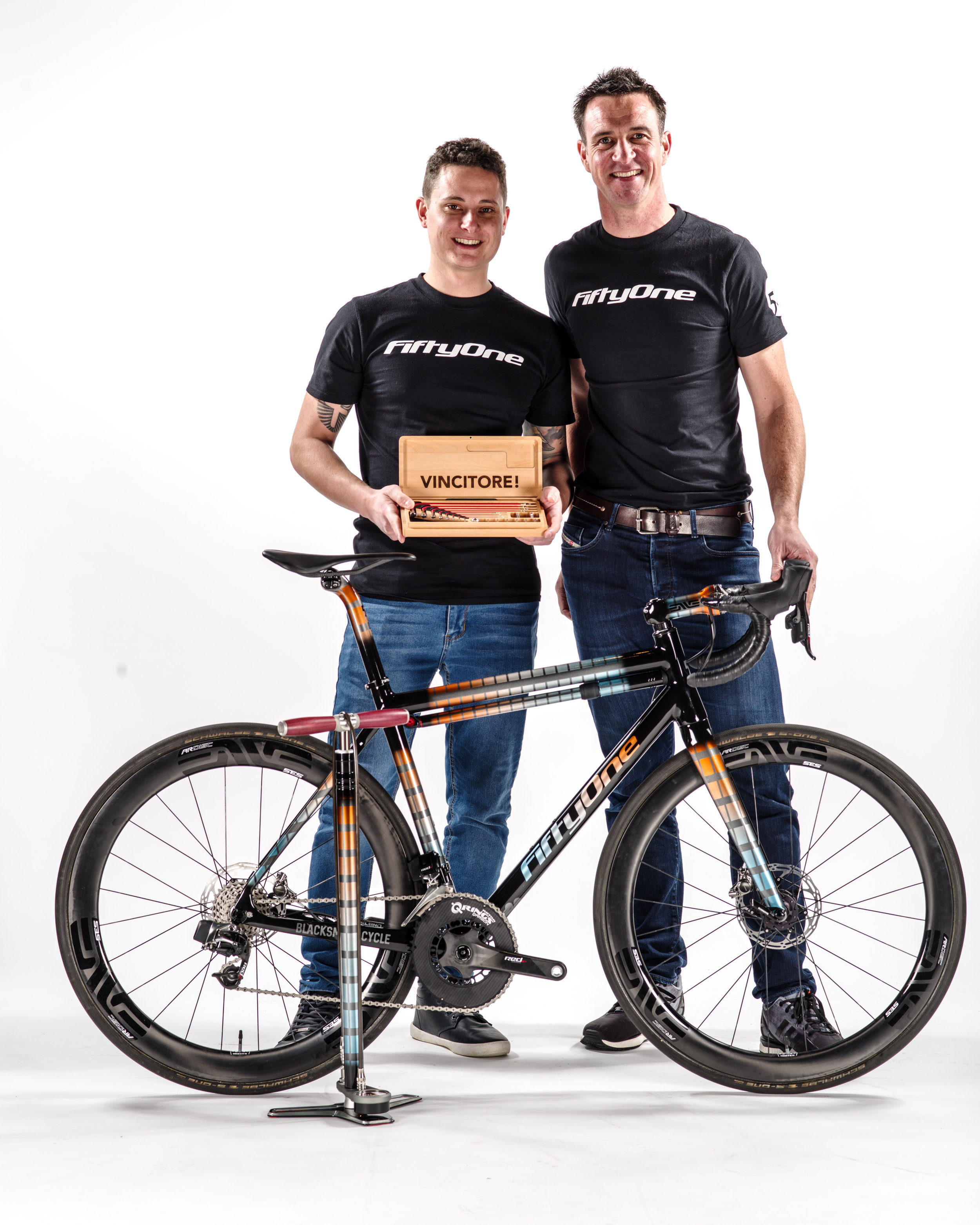 Best Silca Build - Fifty One Bikes