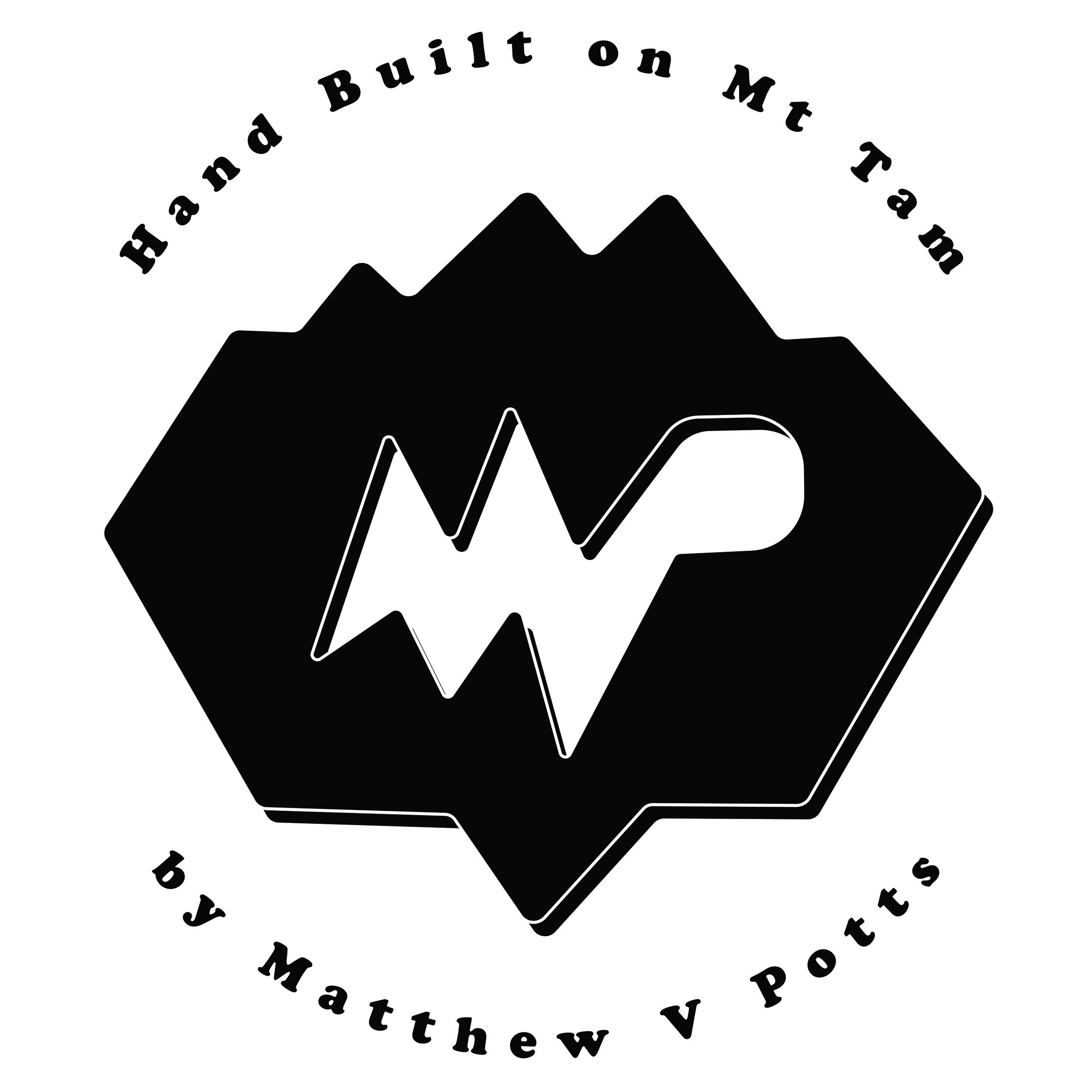 MVP Cycles - Custom made to order Mtn Bikes , Road Bikes, Gravel Bikes and any Bicycles you can dream of designed and built by Matthew V Potts on Mt Tam in San Anselmo CA
