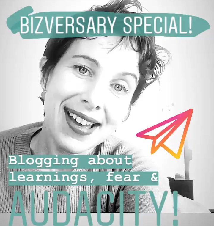 Bizversary blog