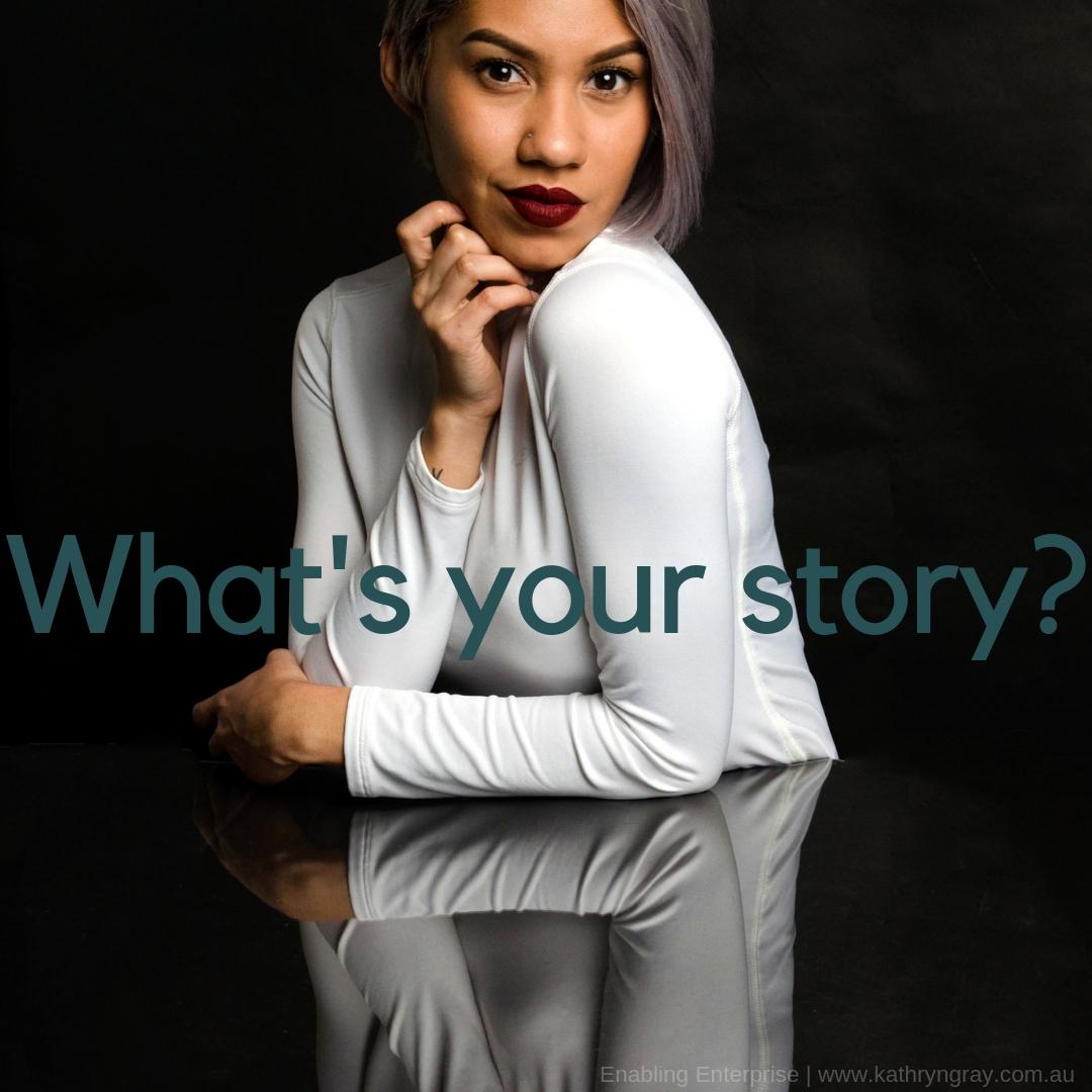 Story reflection image