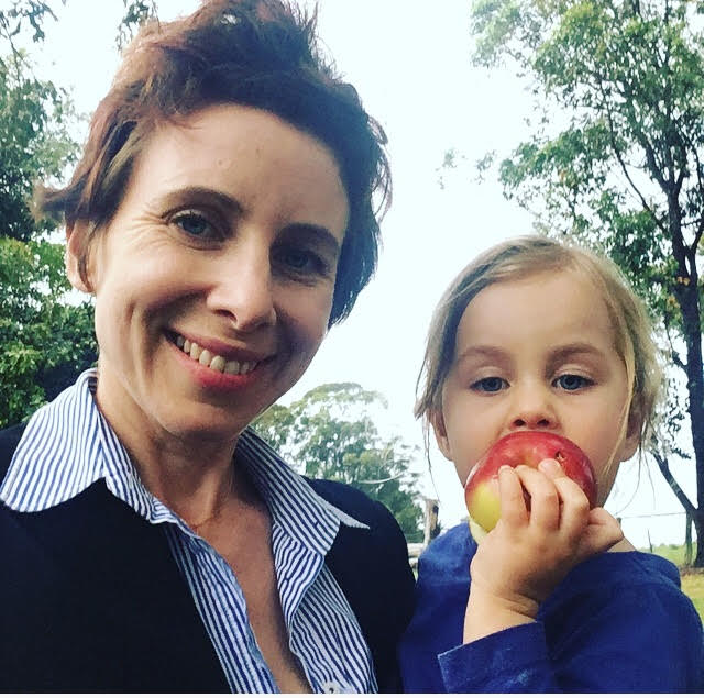With my littlest collaborator, learning to live on the land and build purposeful business in regional Australia, I'm navigating daily lessons in vulnerability and creative leadership! More on that story later…