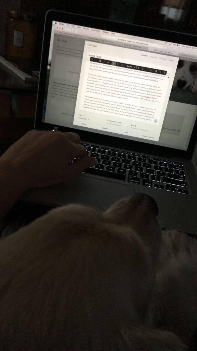 Cookie Helping