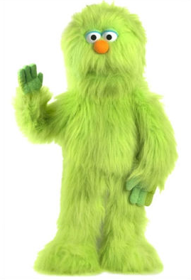 monster-puppet-silly-green