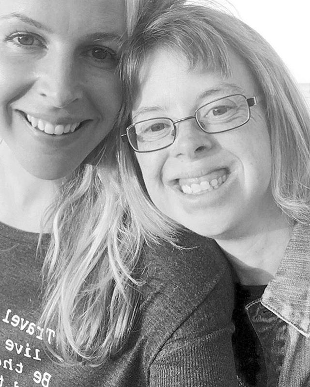 Essential oils and Down syndrome!  Meet my sister Katy... 41 years old and thriving with her oily lifestyle! 💃  I get asked about this topic often, so I just did a spontaneous Friday afternoon chat here and on Facebook, where I talk about: ✨ Unique health challenges associated with Down syndrome ✨ Why essential oils are such a safe, empowering tool for helping individuals with Down syndrome thrive ✨Why dōTERRA oils are the ONLY brand of oils you can trust (your health care providers will agree with me on this!) ✨How to use some of the most popular dōTERRA oils to support common health challenges, including digestion, immune support, sleep & emotional/behavioural issues.  The IG live video will be available for the next 24 hours, or click on the link in my bio to go watch the saved video on Facebook!  Tag anyone you think could benefit 💕  #downsyndrome #downsyndromerocks -#downsyndromehealth #trisomy21love #doterra #essentialoils