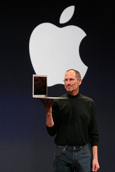 Very Media Blog - Steve Jobs Apple