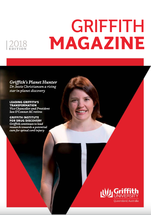 The Griffith Magazine 2018
