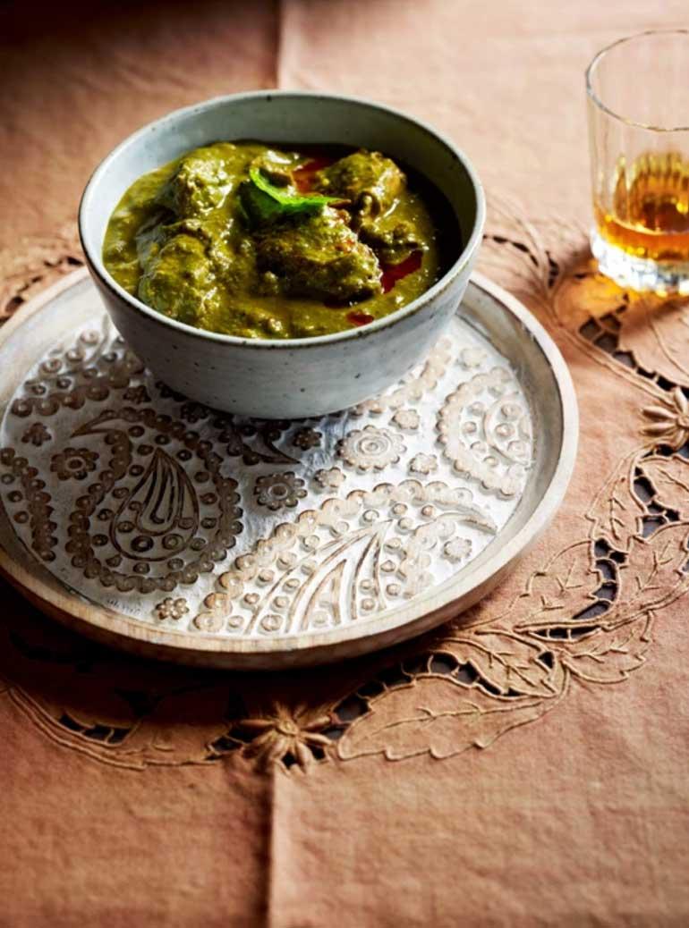 DoD curry