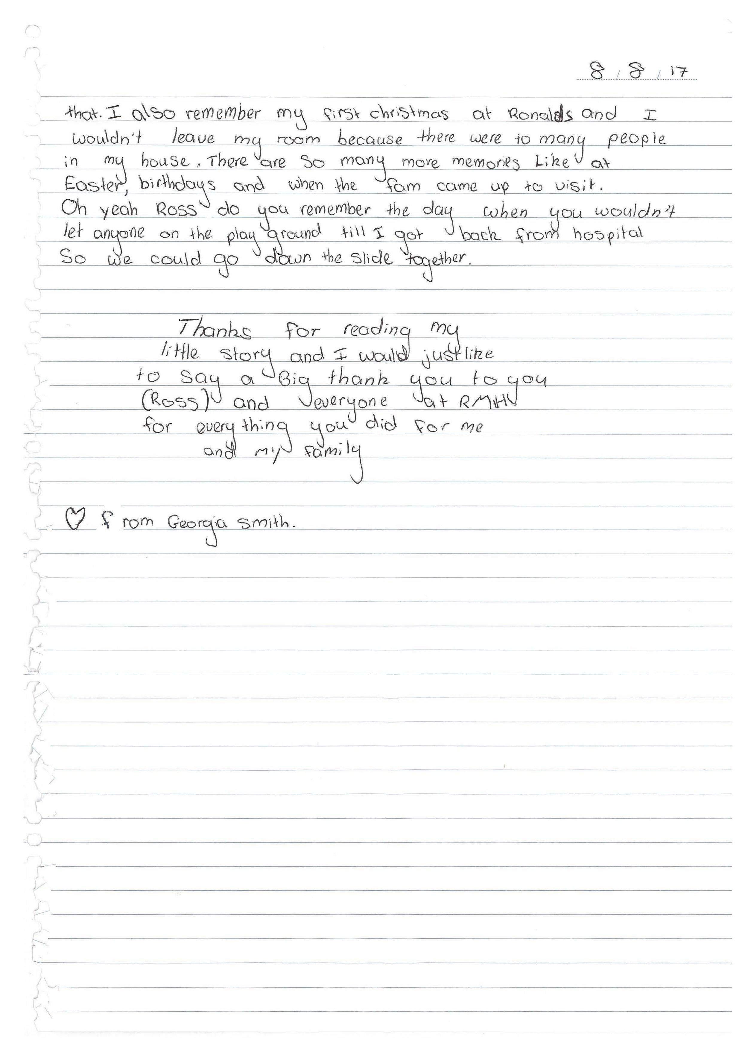 Georgia Smith writes to Ross_Page_2.jpg
