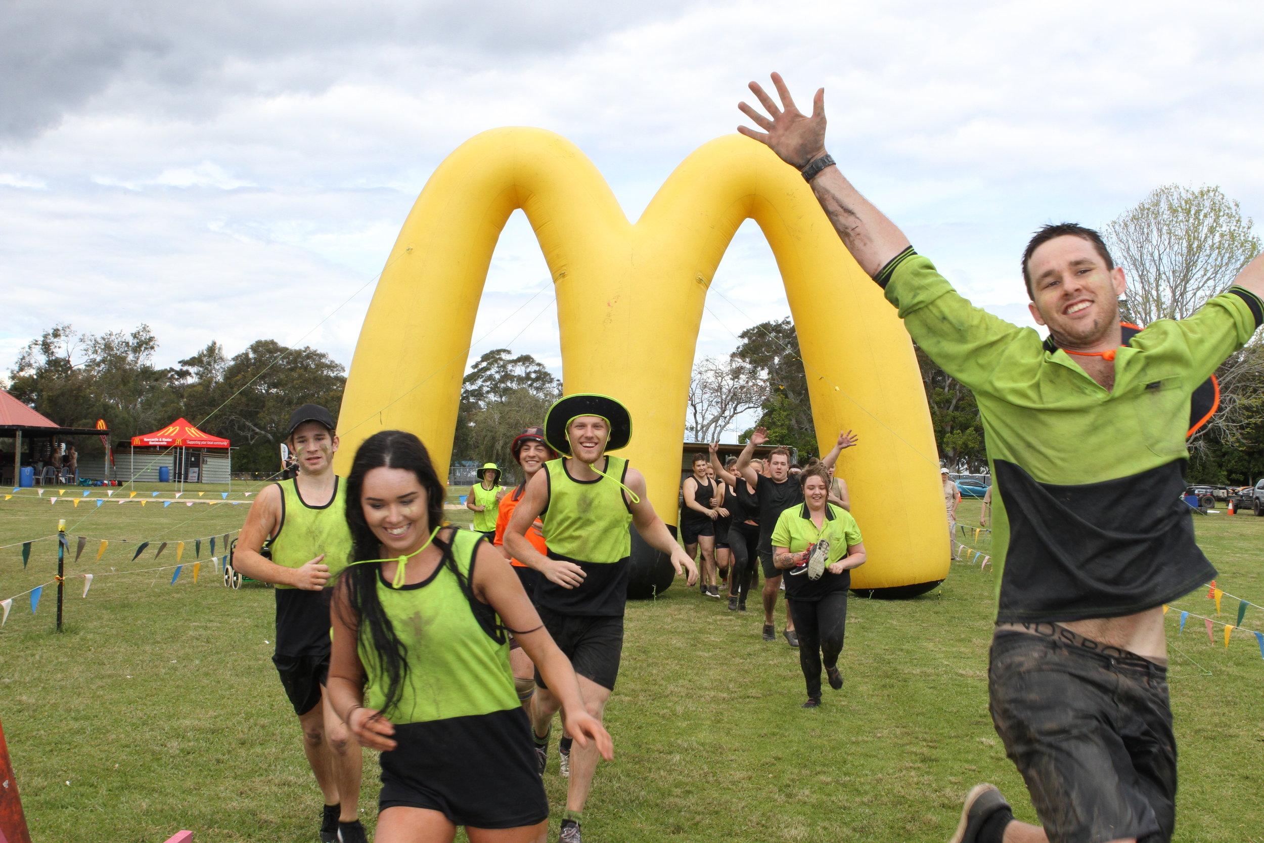 Raw Challenge McDonalds.JPG