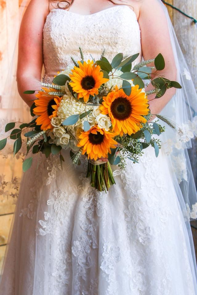 Fort Lupton, Colorado Wedding Flowers