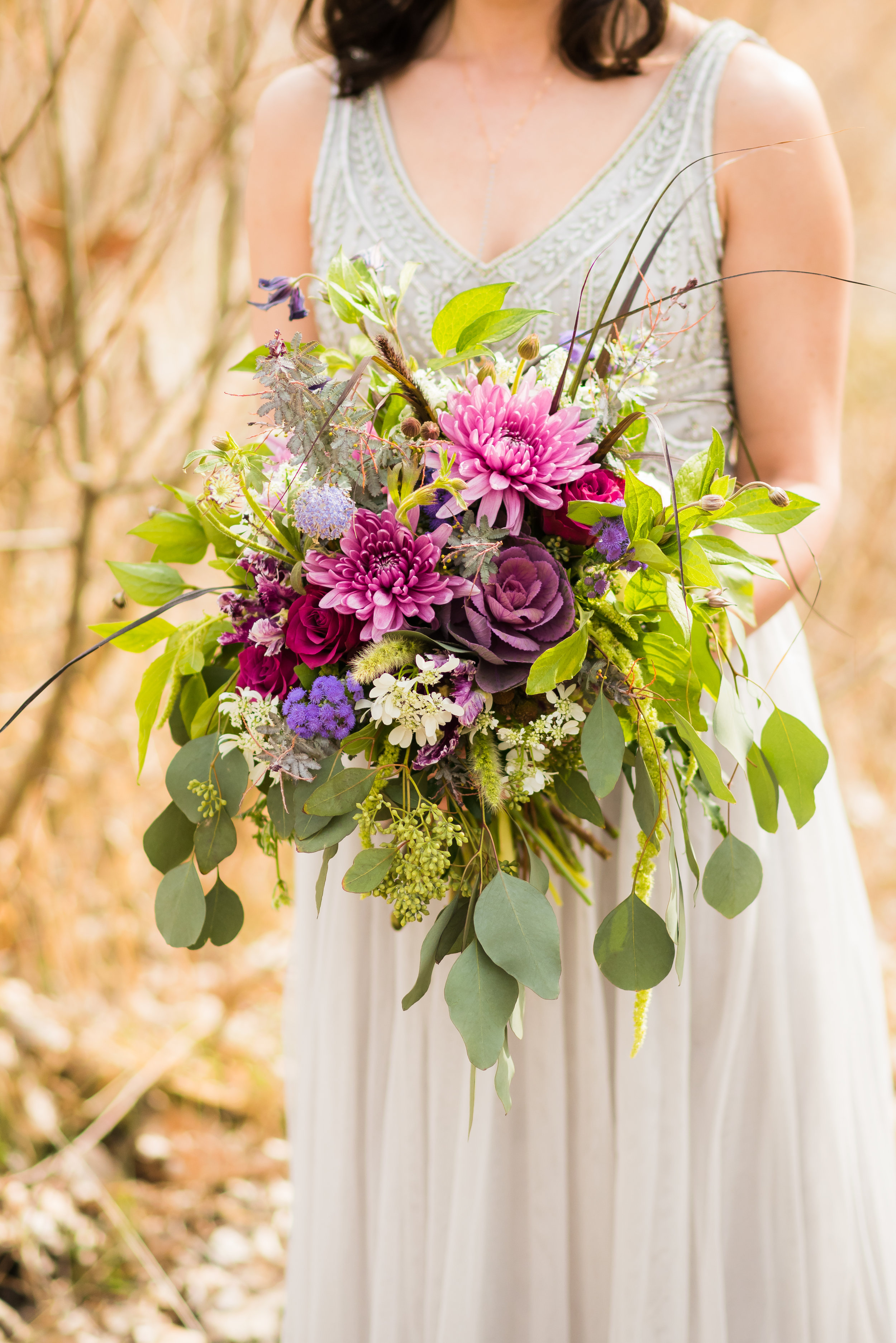 Longmont. Colorado Bridal Wedding Flowers