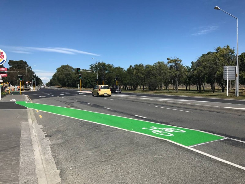 Roading Design, Christchurch