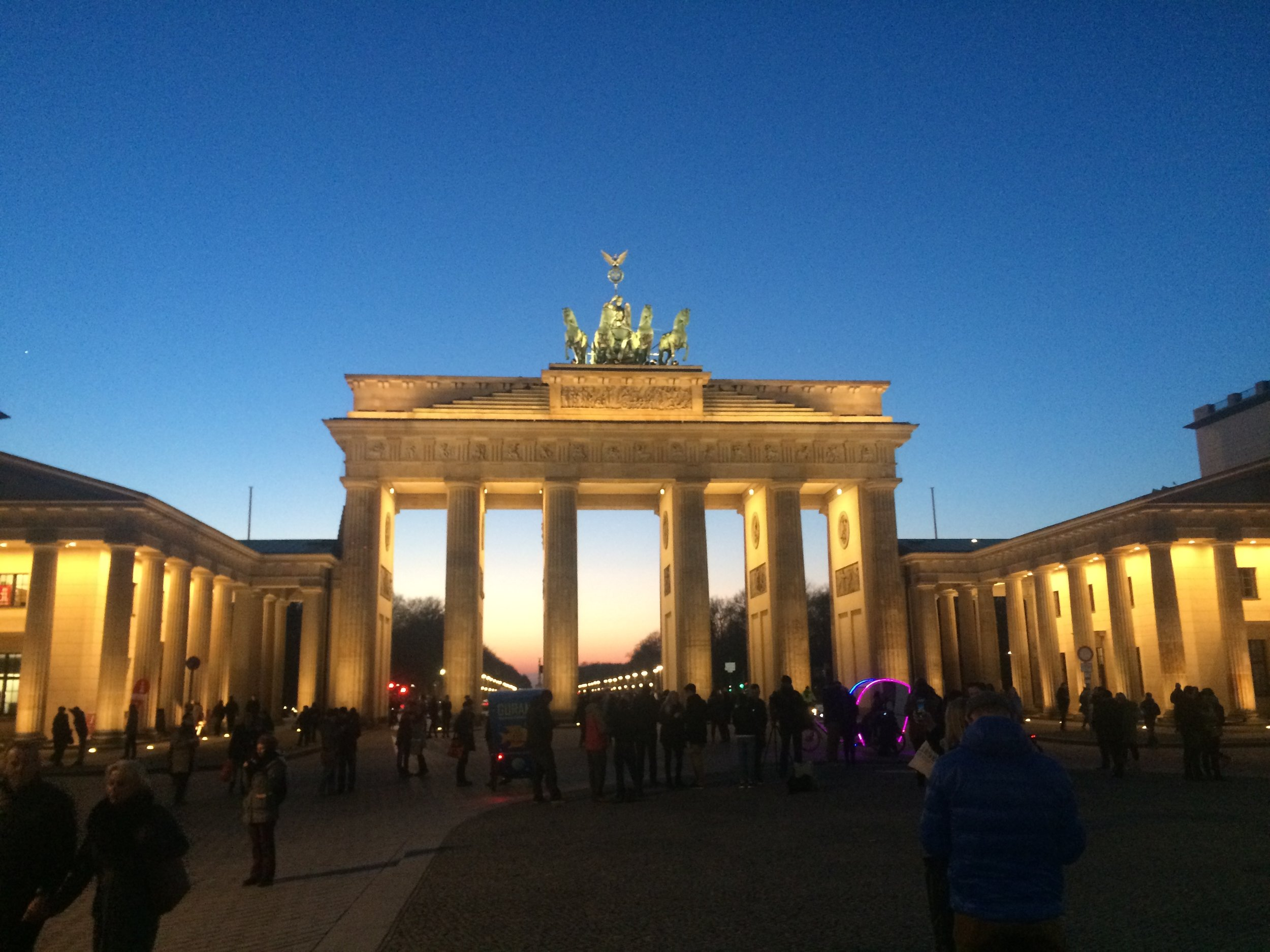 Brandenburger Tor Berlin, Germany