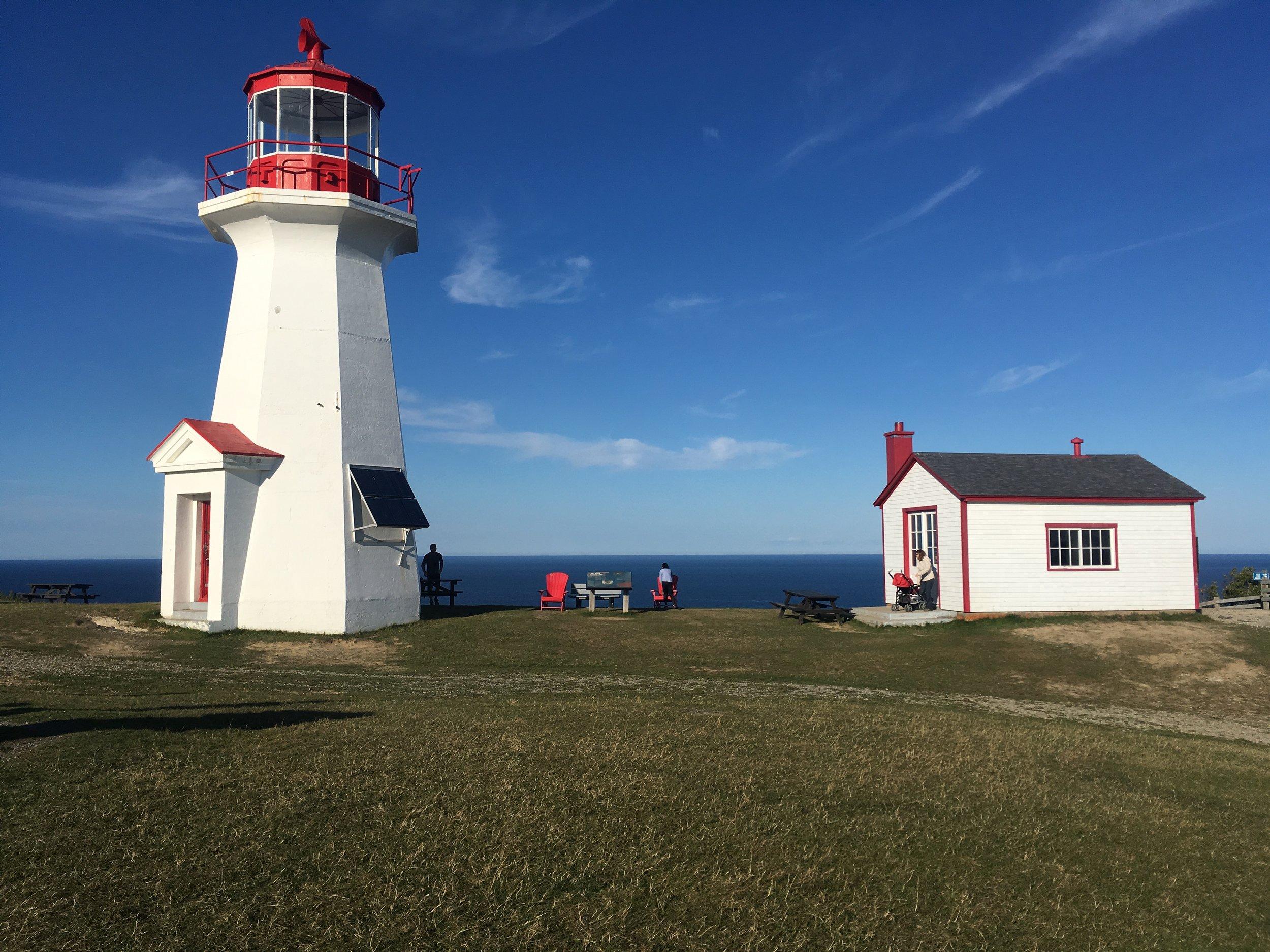 Cap Gaspé