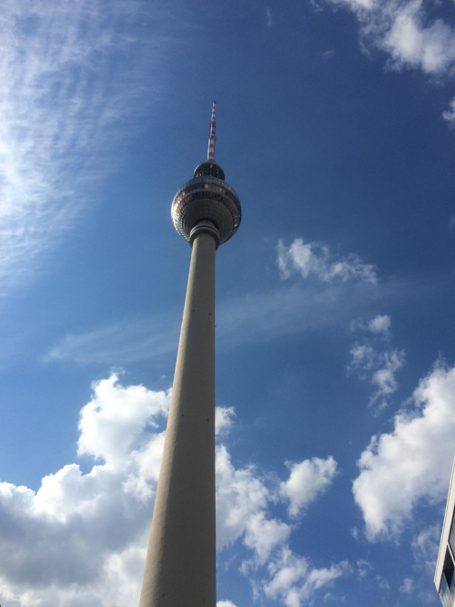 Too Many Sights To See In Berlin..Might As Well Fast!