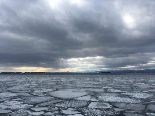 View Of Lake Champlain, Burlington, VT