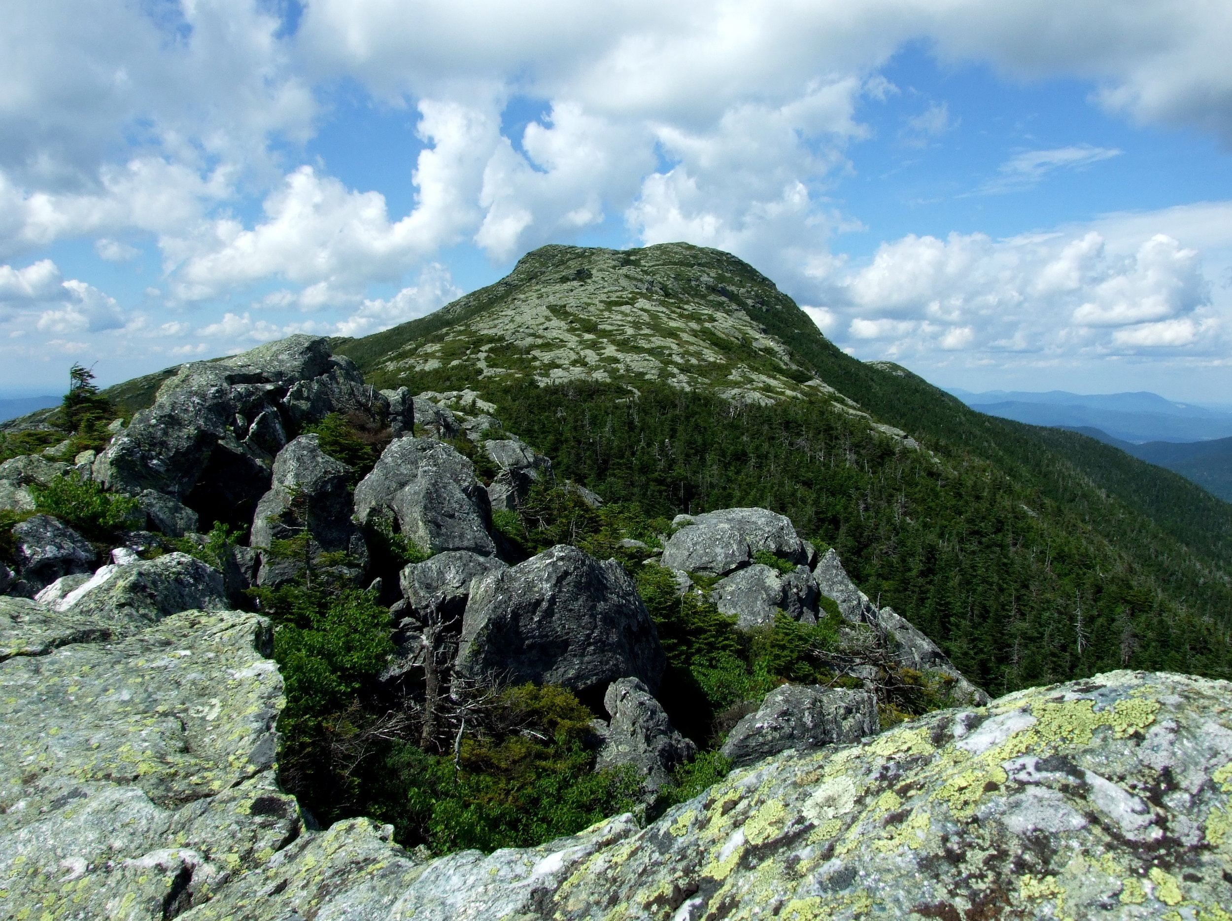 Mount Mansfield, Image Courtesy: SummitPost.org