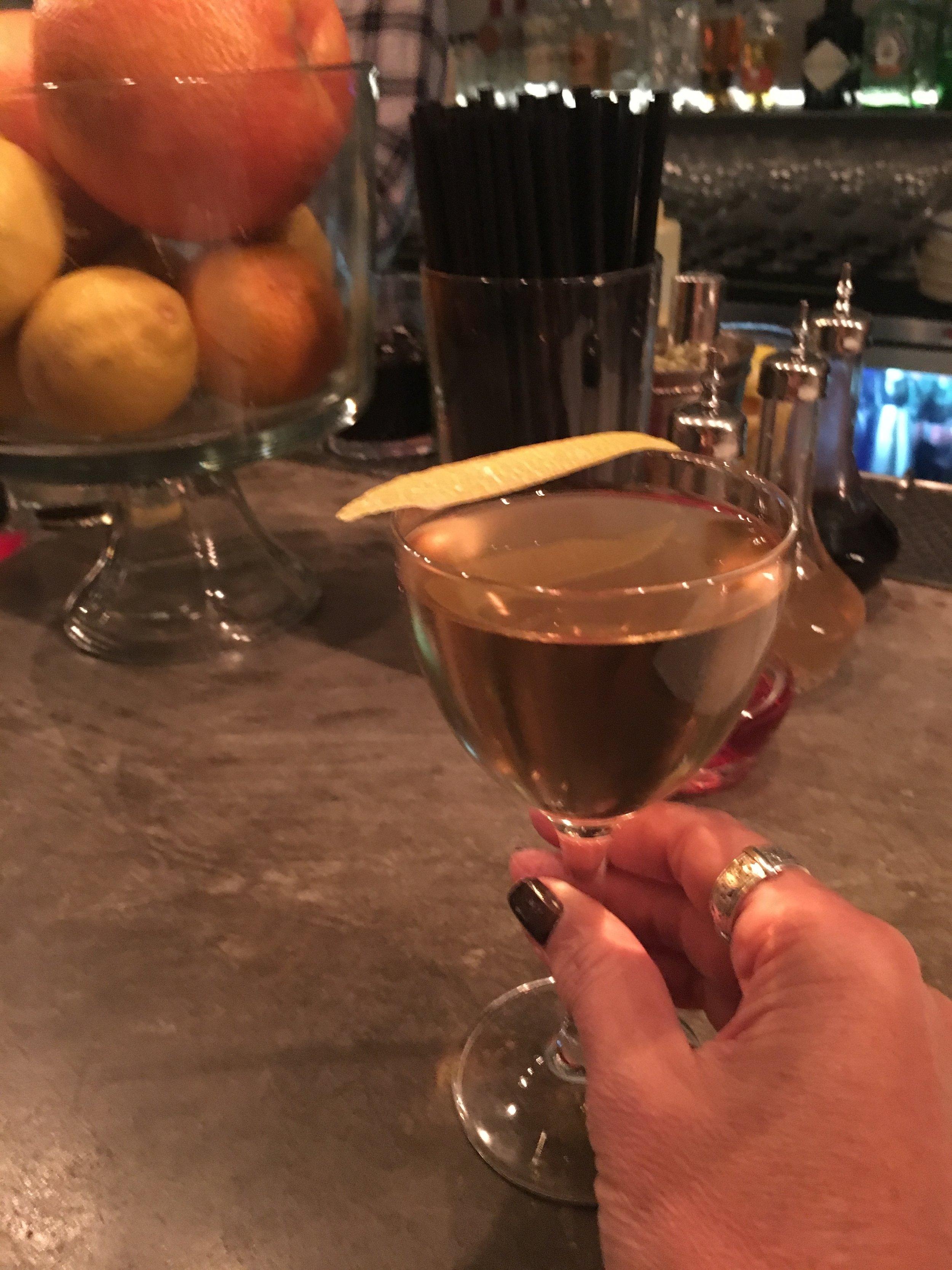 Seasonal cocktail, The Debutant