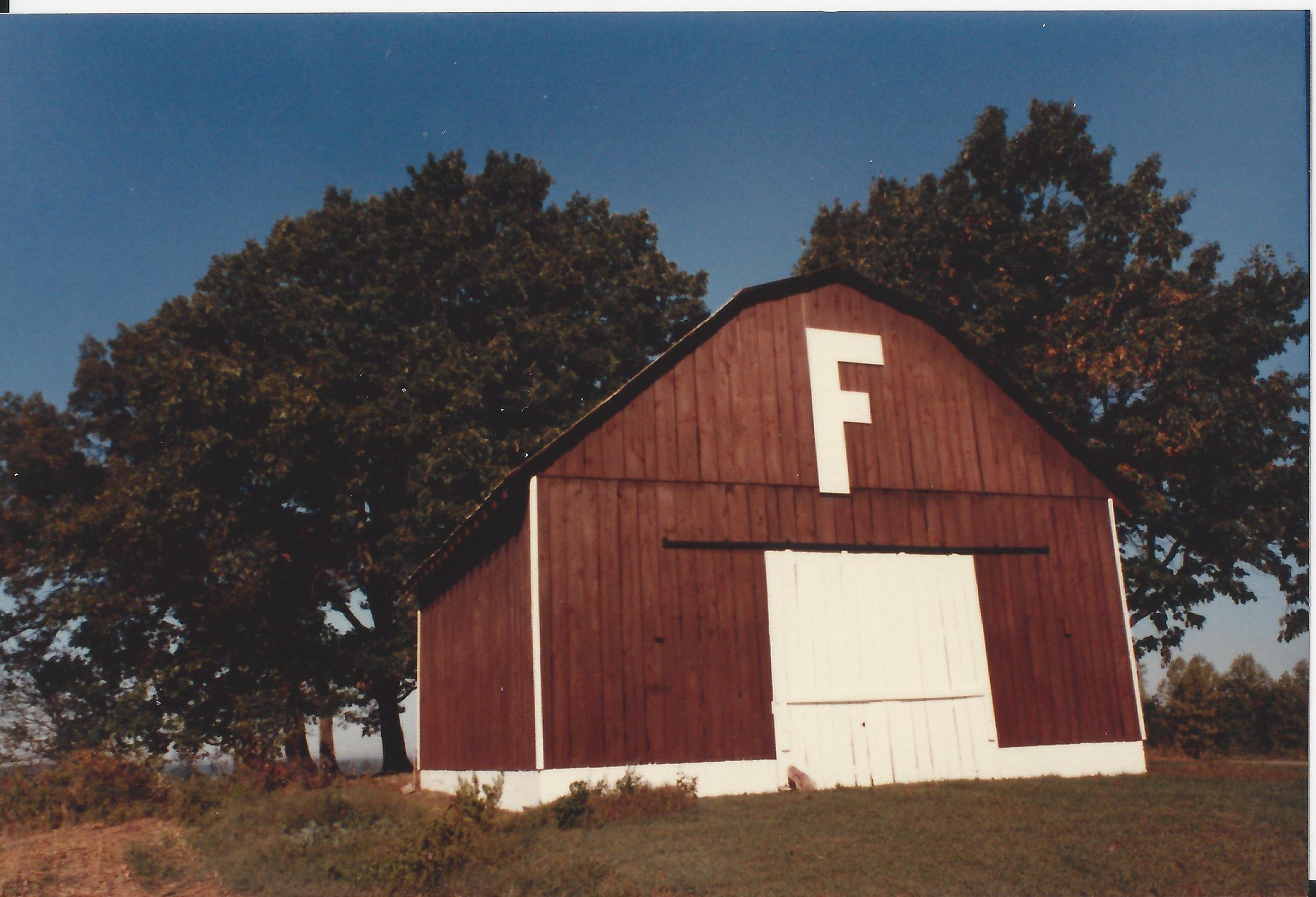 The Flynt Barn
