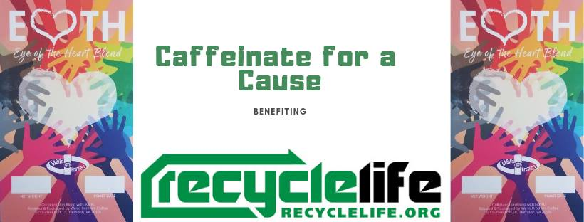 In Honor of Donate Life Month - RecycleLife.org, Weird Brothers Coffee, and EOTH have teamed up to bring you the most delicious fundraiser ever.