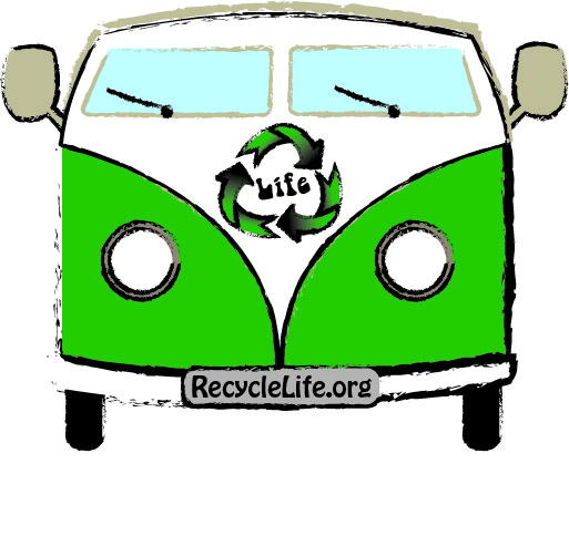 front of recyclelife vw new font on plate2.jpg